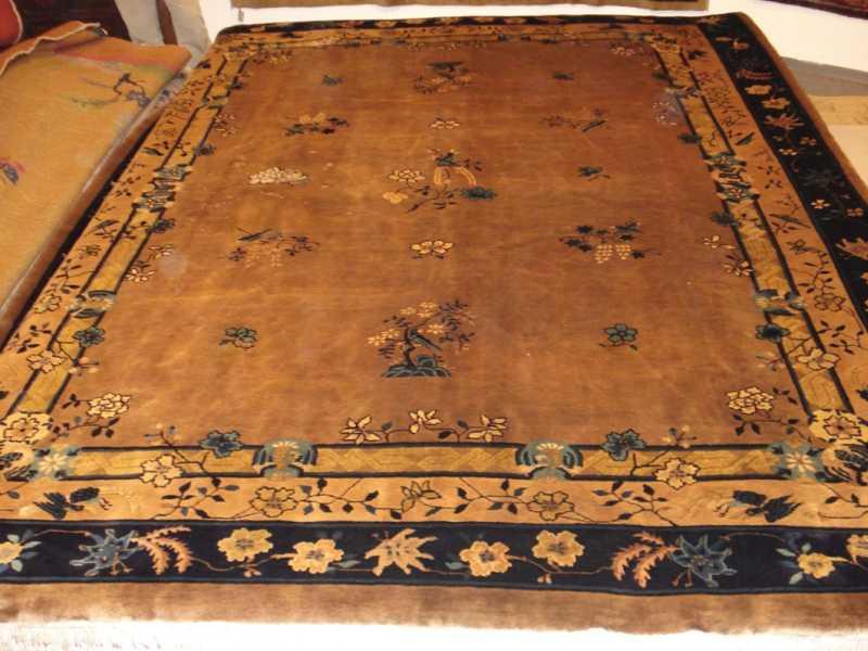 antike und alte teppiche china teppich michel teppiche aus aller welt. Black Bedroom Furniture Sets. Home Design Ideas