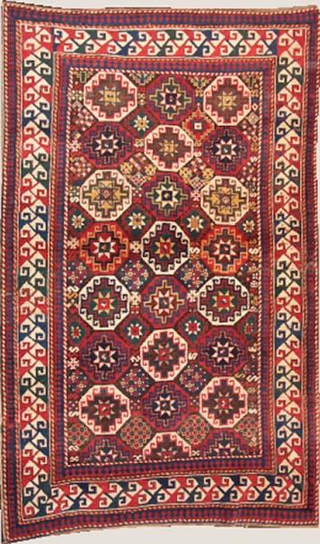 antike teppiche russland teppich michel teppiche aus aller welt. Black Bedroom Furniture Sets. Home Design Ideas