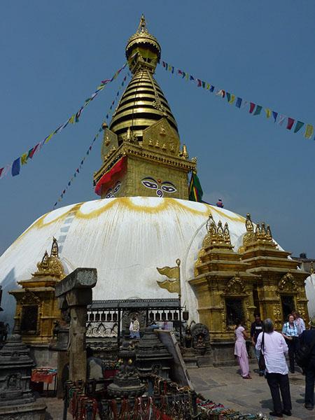 Reisebericht aus Nepal  Teppich Michel  Teppiche au