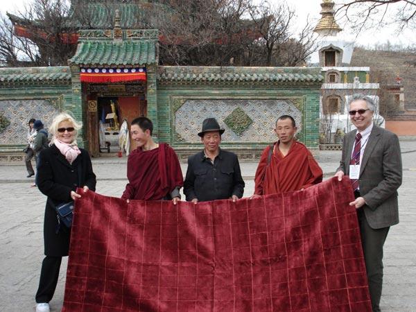Reisebericht aus China  Teppich Michel  Teppiche aus