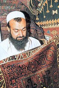 Teppichhändler  Reisebericht aus Peshawar - Teppich Michel - Teppiche aus aller Welt