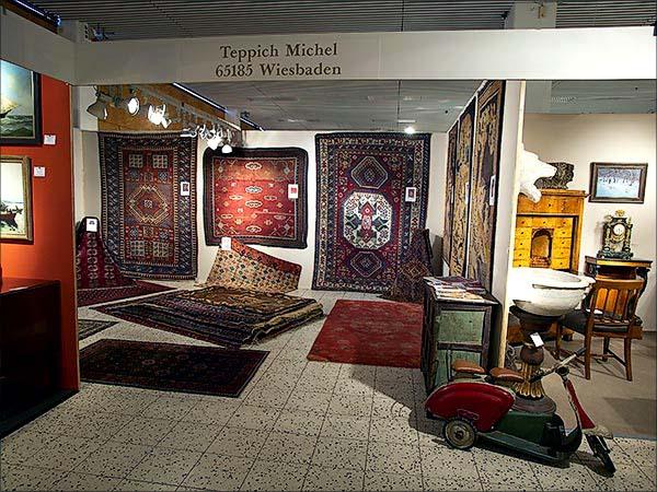 Art & Antique  Teppich Michel  Teppiche aus aller Welt