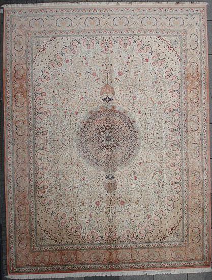 Seidenteppich  Seidenteppiche - Teppich Michel - Teppiche aus aller Welt